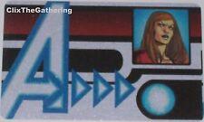 AUID-010 JESSICA JONES ID CARD Age of Ultron Marvel Heroclix
