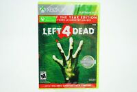 Left 4 Dead Game of the Year Edition: Xbox 360 [Brand New]