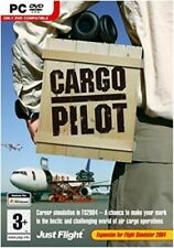 cargo pilot for flight simulator x & 2004  new&sealed