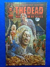 THE DEAD KINGDOM OF FLIES #2~ 2008 BERZERKER COMICS ~ SIMON BISLEY ~ GLEN FABRY