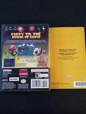 MARIO PARTY 6 - Nintendo GameCube case & manual only.