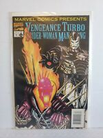 Marvel Comics Presents #167 Vengeance Turbo Man-Thing COMIC BAGGED AND BOARDED