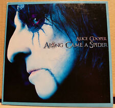 STEAMHAMMER PROMO CD SPV-80002004: ALICE COOPER - Along Came a Spider - 2008 DEU