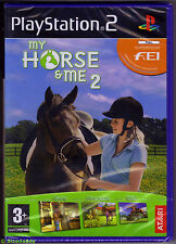 PS2 My Horse & Me 2 (2008), UK Pal, Brand New & Sony Factory Sealed
