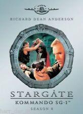STARGATE SG-1 SEASON 8 (6-Disc Digipack, Hologramm) OVP