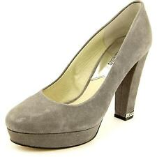 High (3 in. and Up) Suede Platforms & Wedges Heels for Women