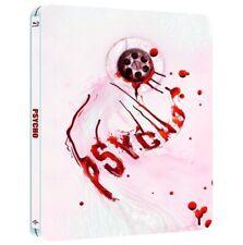 Alfred Hitchcock's Psycho Anthony Perkins Blu Ray Steelbook Geprägt OOP Deutsch