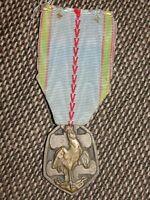 Médaille Française commémorative de la 2nde Guerre Mondiale 1939-1945