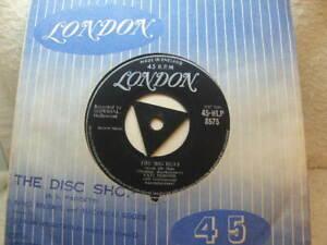 "Fats Domino – The Big Beat 1958 7"" London HLP 8575"