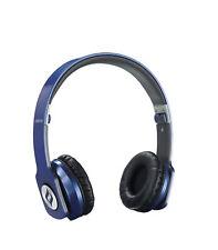 Noontec MF3120(L) Zoro HD On-Ear-Kopfhörer blau
