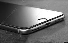 "H9 Echtglas Panzerfolie Schutzglas Hartglas iPhone 7 4,7"" 3D FULL COVER schwarz"