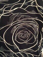 Lularoe Kids sm/med 2-8 Leggings  Black and White Disney Roses NEW FREE SHIPPING