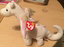 Ty Beanie Babies 1995 Magic the Dragon Style 4088 With Tags-PVC Pellets