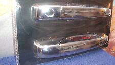 DOOR HANDLE COVERS ABS Chrome 4 Piece TFP 200KED Escalade Suburban Silverado P5