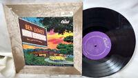 "Ben Light 10"" LP Ben Light's Rhythm Rendezvous Capitol 361 Rare Jazz"