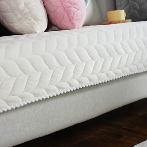 Living Room Decor Sofa Cushion Mat Couch Cover Four Season Universal Plush Chair