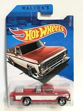 Hot Wheels '79 Ford F150 Sam Walton's Walmart Diecast Toy Truck - READ DETAILS*