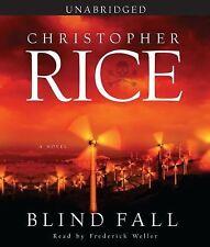 Blind Fall by Christopher Rice (2008, CD, Unabridged)   LIK3 n32