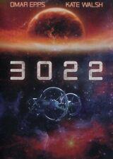 DVD: 3022 (Science Fiction, USA 2019, Falcom Media DVD)