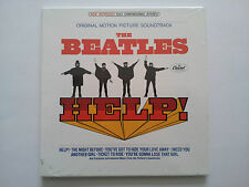"""Beatles """"HELP US version USA Limited Edition CD vinyl replica NEW sealed"""