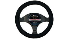 Comfort Grips Ultra Plush - SMALL BLACK - Slip On Steering Wheel Cover 3311BK