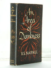 V S Naipul - An Area of Darkness 1966 Edition / India