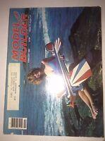 Model Builder Magazine Free Flight Scale February 1982 041717nonrh