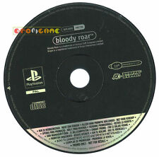 BLOODY ROAR Ps1 Versione Promo Europea gioco completo »»»»» SOLO DISCO
