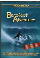 DVD Bruce Brown - Barefoot Adventure ,sehr gut ,FSK 0