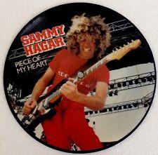 """Sammay Hagar - Piece Of My Heart - Original 7"""" Picture Disc - Unplayed - 1981"""