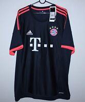 Bayern Munich Germany third shirt 15/16 #10 Adidas Size XL