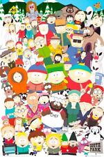 SOUTH PARK - CHARACTER COLLAGE POSTER 24x36 - 53020
