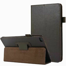 """Leather Case For Lenovo Tab E7 7"""" TB-7104 Magnetic Stand Flip Book Smart Cover"""