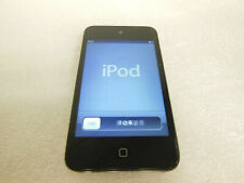 Apple iPod Touch 4th Generation A1367 8Gb Model *Black/Silver*