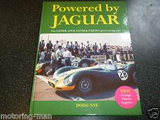 Jaguar laisse des hautes eaux Brian Lister Jaguar TOJEIRO Cooper Aubergine Costin BRIGGS CUNNINGHAM