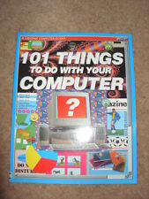 101 Things to Do with Your Computer (Usborne Computer Guides) 9780746029350