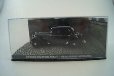 Modellauto 1:43 James Bond 007 Citroen Traction Avant *from Russia with love 40