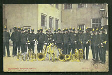 KNIL Colonial Reserve Music Band Army Indonesia ca 1910