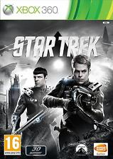 Star Trek   XBOX 360   compatibile 3d   microsoft   NUOVO & OVP