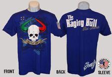 "H.UTD RICH ""Raging Bull"" ATTONITO T-Shirt UFC Italy MMA"