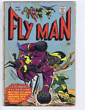 Flyman #32 Archie Pub  1965