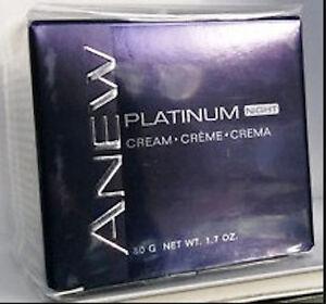 AVON ANEW Platinum Night Cream - FULL SIZE - Brand NEW
