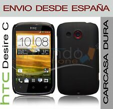 CASE COVER HARD BLACK HTC DESIRE C IN SPAIN
