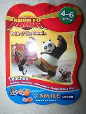 *V Smile Smartridge KUNG FU PANDA PATH OF THE PANDA  NEW