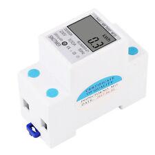 Digital Contatore Elettrico Misuratore Consumo di Energia Potenza Corrente Meter