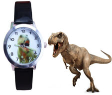 Children Dinosaur T Rex Prehistoric Glow in Dark Hands Boys Girls Watch-122-TR