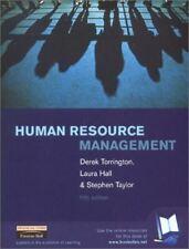 Human Resource Management [Paperback] Torrington, Derek; Hall, Laura and Taylor,