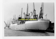 rp5030 - Port Line - Port Wellington , b1946 -photo 6x4
