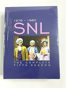 Saturday Night Live SNL Complete Fifth Season 5 Five ~ BRAND NEW 7-DISC DVD SET