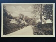 More details for cumbria wetheral village viaduct / corby bridge - old postcard by wr&s